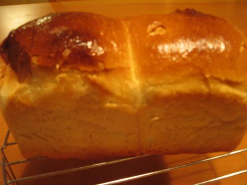 ふつうの食パン