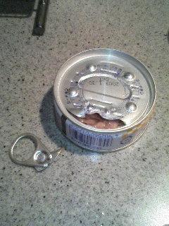 ツ、ツナ缶が…!