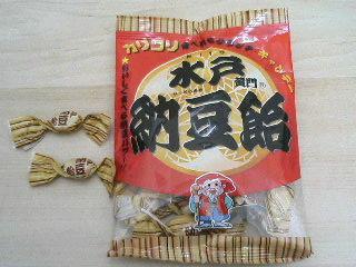 水戸納豆飴