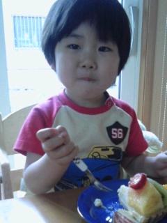 3歳たんじょうび