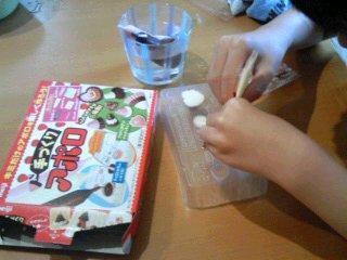 手作りアポロ